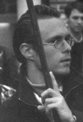 Alex Neid, NNJ voorzitter