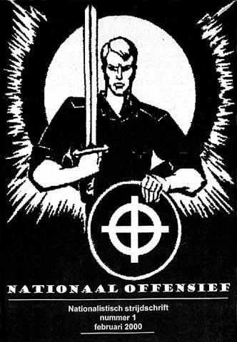 Omslag uitgave Nationaal Offensief