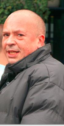 NVU kringcoördinator Henk Wijnhoven