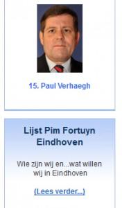 LPF lijstduwer Paul Verhaegh over Anders Breivik: De Noorse sociaal-democratie heeft deze terugslag zelf veroorzaakt.