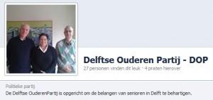 Delftse Ouderen Partij