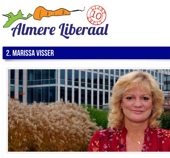 Ex-PVV raadslid Visser