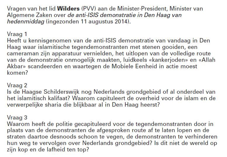 20140811 pro patria vragen PVV