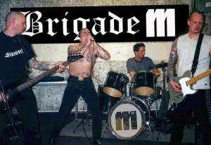 Optreden Brigade M
