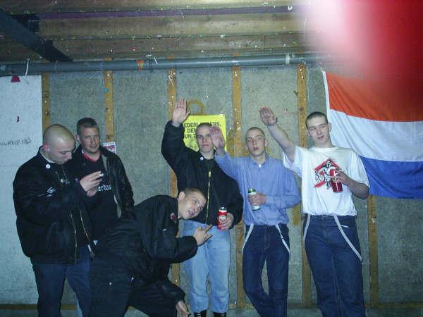 5 mei-bijeenkomst van Voorpost en SSF in Zoetermeer in 2005