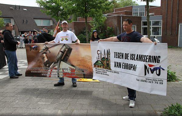 NVU-demonstratie tegen vluchtelingenopvang, Utrecht (datum nog bepalen)