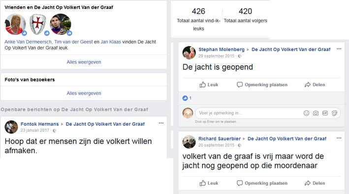 PVV kandidaat Jansen liket De Jacht Op Volkert Van der Graaf