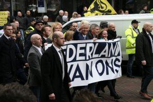 PVV demonstratie Rotterdam 2018