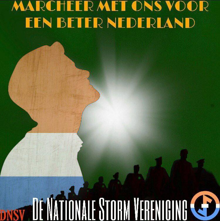 Logo DNSV De Nationale Storm Vereniging